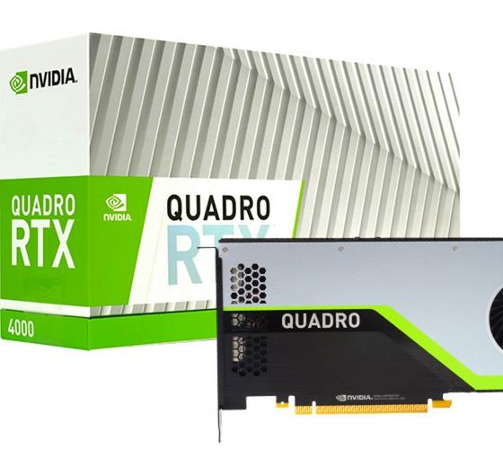 丽台Quadro RTX4000专业图形设计绘图显卡 正品